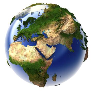 Intermap Globe