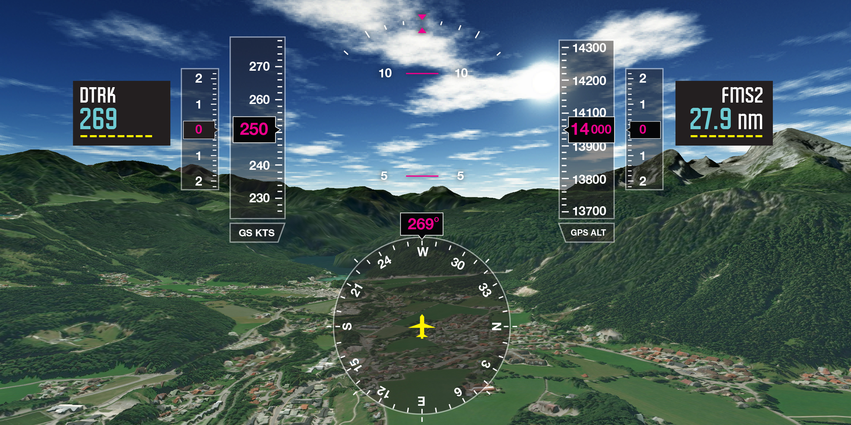 Flight Simulator and Aviation Data