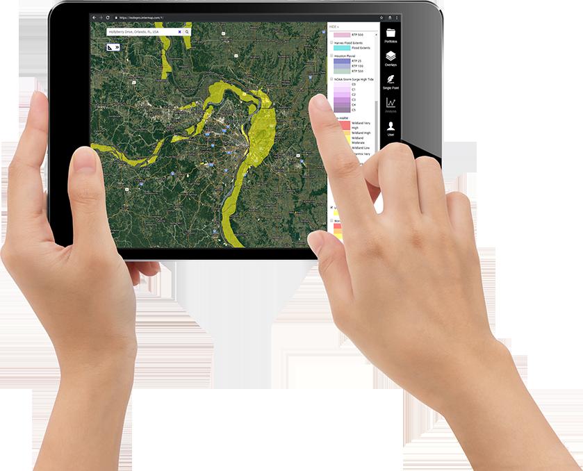 Flood Risk Map and Flood Risk Assessment