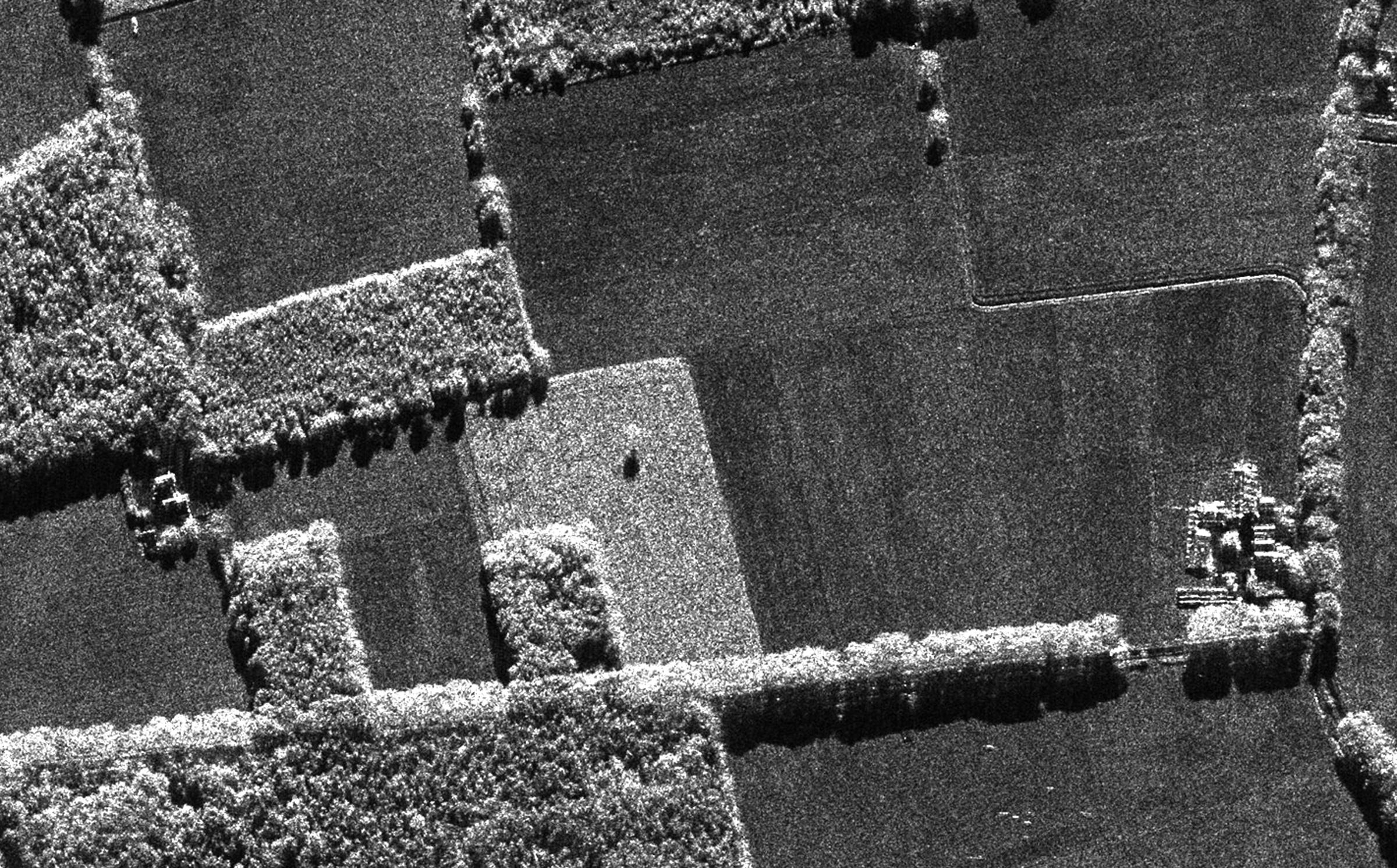 X-Band Radar Imagery