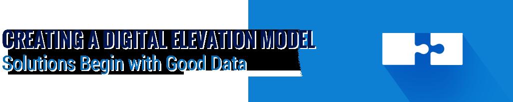 DEM Creation | Intermap