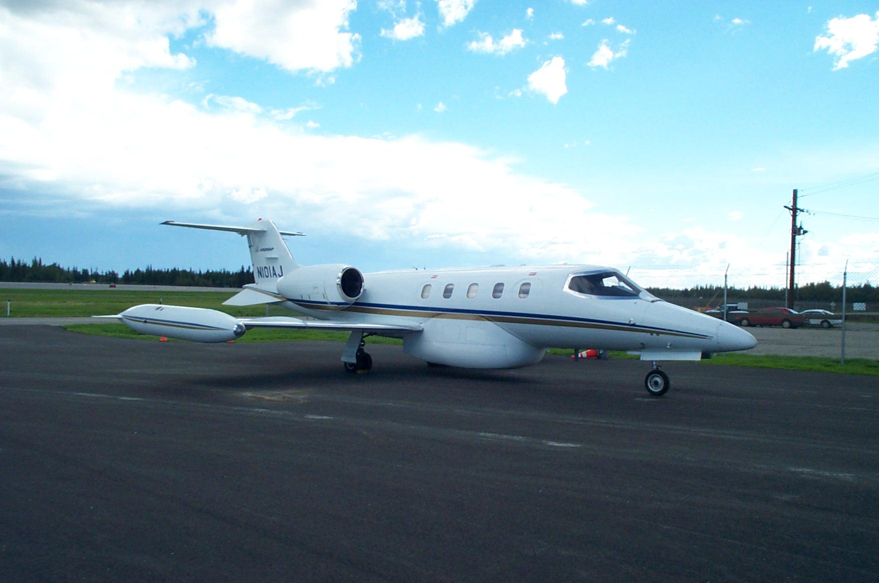 Lear-jet 36
